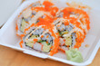 california maki , Japanese roll or rice roll
