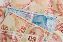 One Hundred Turkish Banknote I...