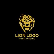 Printlion Logo Design Vector T...