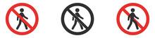 No Entry Sign, No Entry, Hapre...