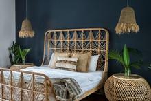 Elegant Bedroom Interior At Co...