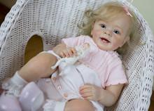 Cute Handmade Reborn Baby Doll