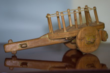 Vintage Antique Wooden Toy, A ...
