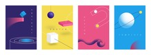Geometric 3D Posters. Abstract...
