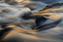Long Exposure Of A River