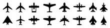 Set Plane Icons, Different His...