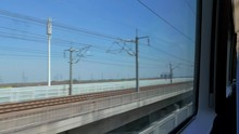 Chinese High Speed Train. View...