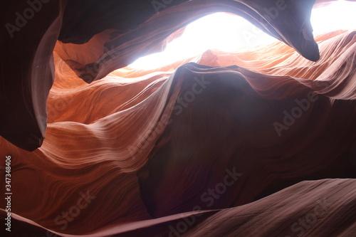 Valokuvatapetti 地上の奇跡的な絶景 アンテロ