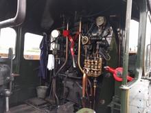 Steam Engine Of Train
