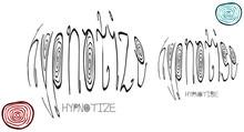 Swirly Circular Handwriting Of...