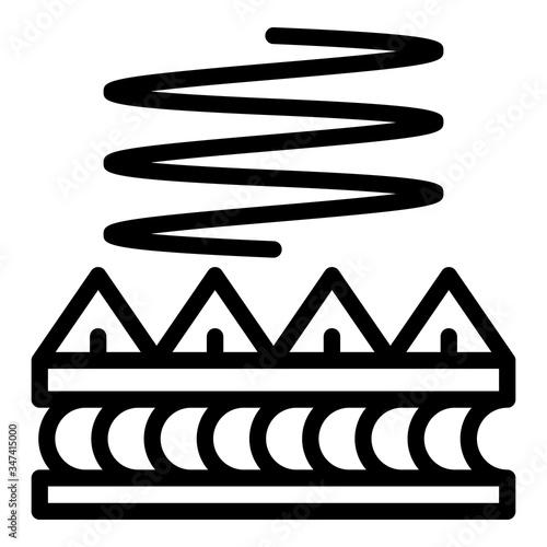 Fényképezés Soundproofing icon