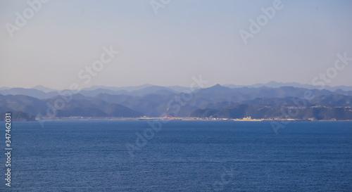紀伊大島 紀伊半島方面の眺め Canvas-taulu