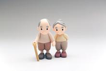 おじいさんとおばあさ...