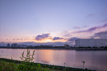 Panoramic Sunset View Of Kyued...