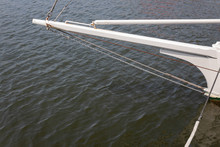 Bowsprit Of A Sailing Vessel, ...