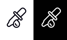 Science Icons Vector Design