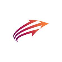 Three Arrow Logo Design, Way I...