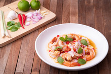 Shrimp Salad With Lemon Grass ...