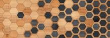 Natural Wood Texture For Backg...