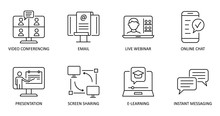 Vector Online Communication Ic...