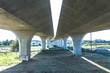 Underneath Elevated Road