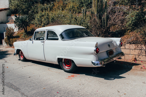 Photo coche antiguo