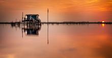 Pha Tam Giang In Dawn