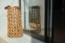 Natural Handmade Wood Bamboo A...