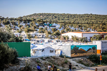 Moria Refugee Camp 2020