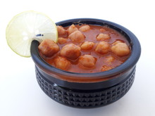 Chole Is A Food Dish Originating From Northern India.