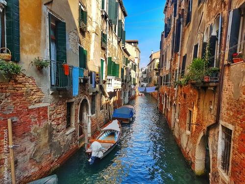 Canal Passing Through City © daniel cotumaccio/EyeEm