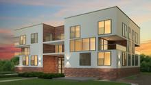 City Villa Apartment Building ...