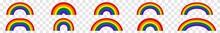 Rainbow Icon Colors | Gay Prid...