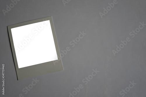 Obraz na plátně Polaroid Bild
