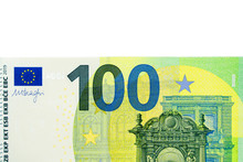 One Hundred 100 Euros In One B...