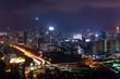 amazing night view of Shenzhe
