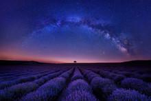 Stunning Night Landscape With ...