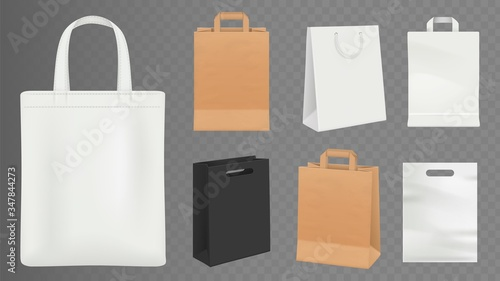 Photo Paper bags