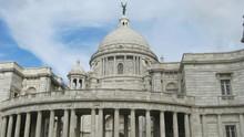 Victoria Memorial Against Sky