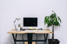 Modern Creative Home Workspace...
