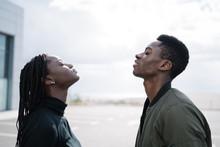 Black Lady With Boyfriend On S...