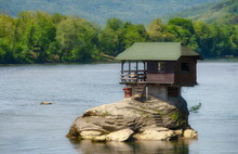 A House On The River Image