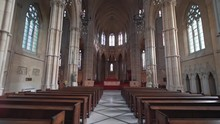 Walk To The Altar Through Cath...