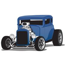 1930's Hot Rod Vintage Classic Car