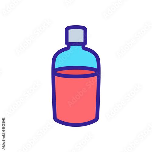 Photo spray atomizer icon vector
