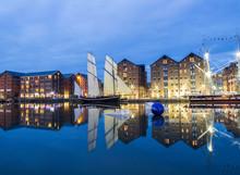 Tall Ships At Gloucester Docks