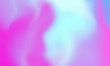 Leinwandbild Motiv Abstract gradient blue purple and pink soft cloud background in colorful.