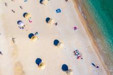 The New Beach Of Glyfada, Athe...