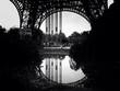 Arch Of Eiffel Tower