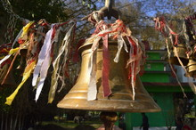 Bells In The Temple
